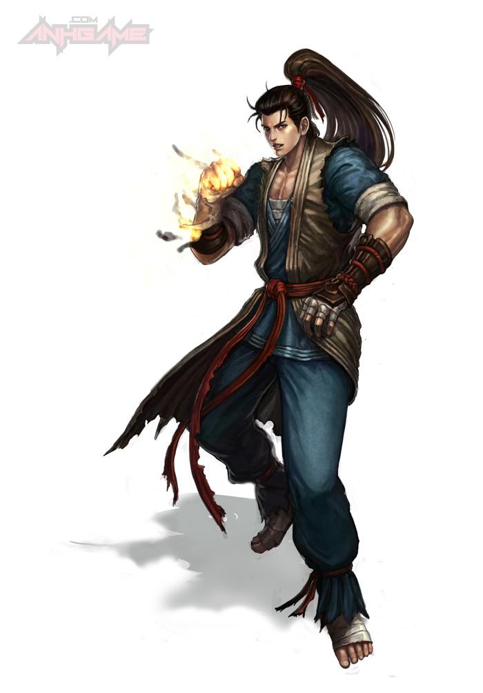 Tạo hình các nhân vật trong Hiệp Khách Giang Hồ 2 - Ảnh 13