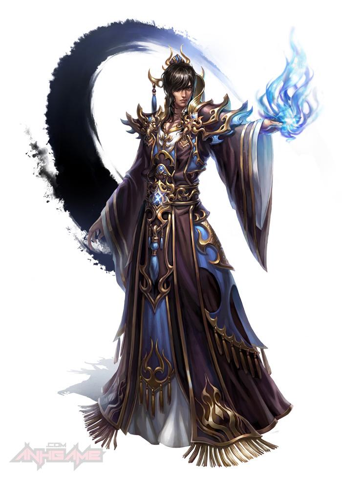 Tạo hình các nhân vật trong Hiệp Khách Giang Hồ 2 - Ảnh 14