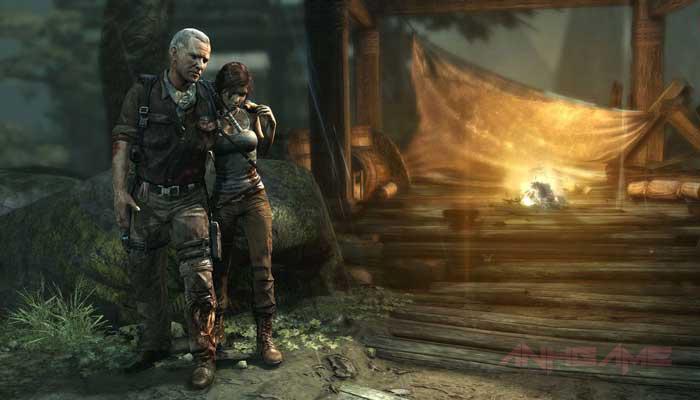 Những bức ảnh ấn tượng của Tomb Raider 9
