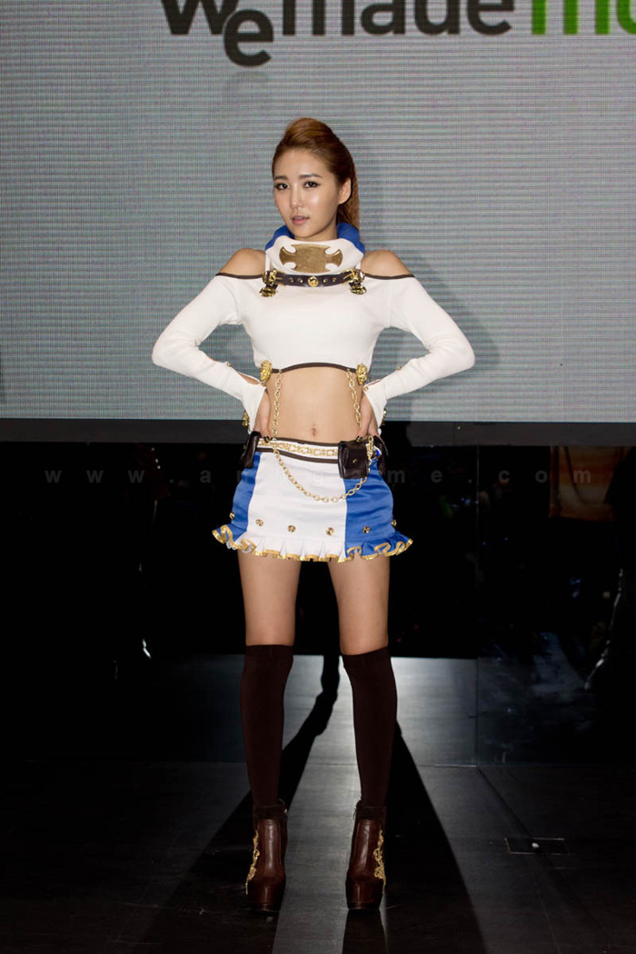 Showgirl G-star 2012: Bang Eun Young - Ảnh 6