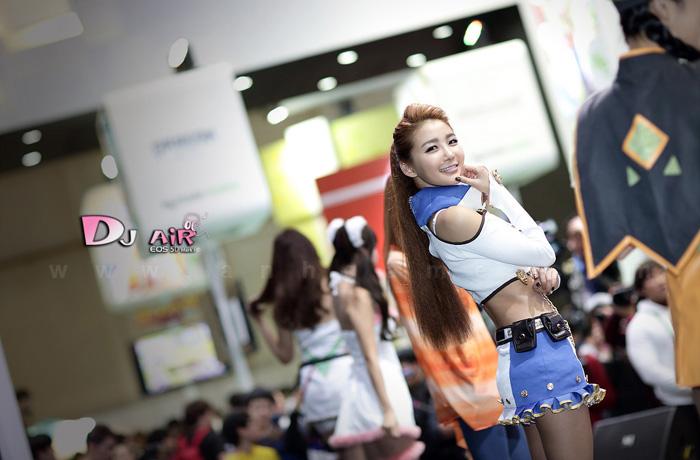 Showgirl G-star 2012: Bang Eun Young - Ảnh 36