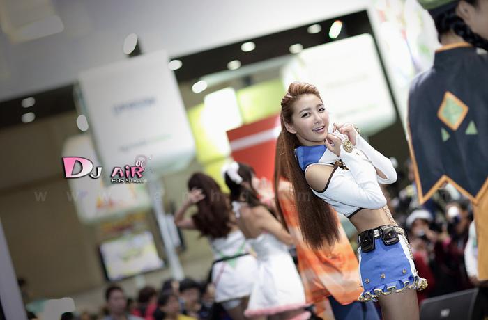 Showgirl G-star 2012: Bang Eun Young - Ảnh 37