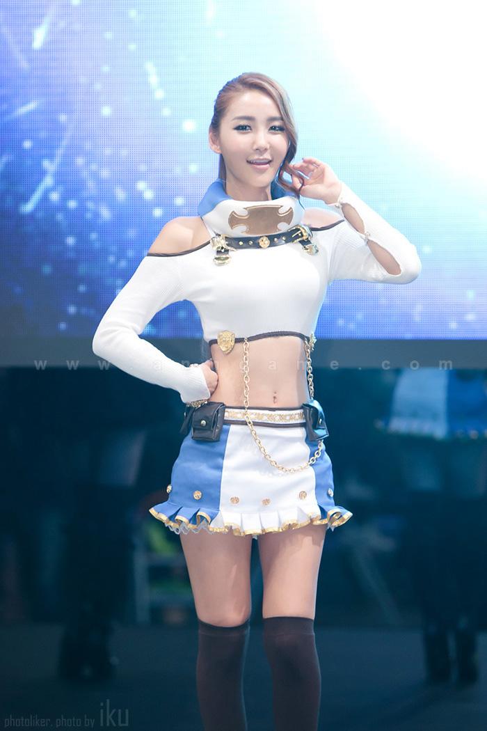 Showgirl G-star 2012: Bang Eun Young - Ảnh 51
