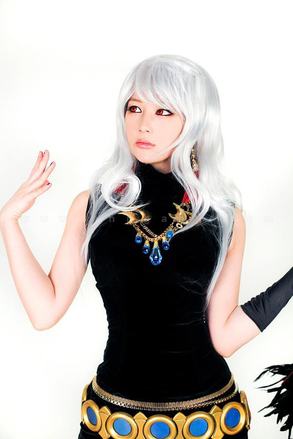 Cosplay Ghost Knight gợi cảm trong Dungeon & Fighter - Ảnh 2