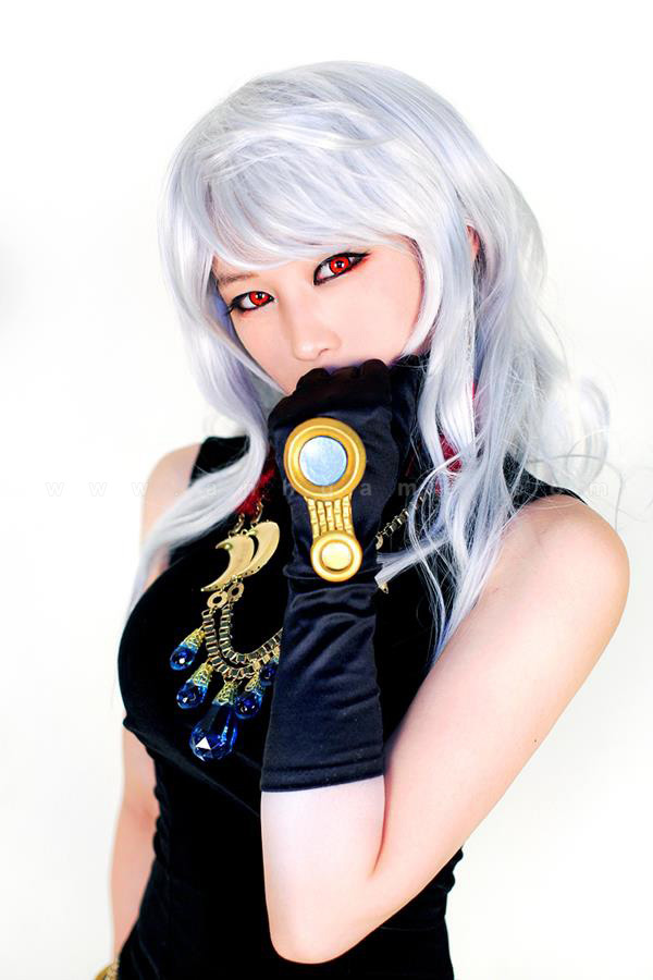 Cosplay Ghost Knight gợi cảm trong Dungeon & Fighter - Ảnh 4