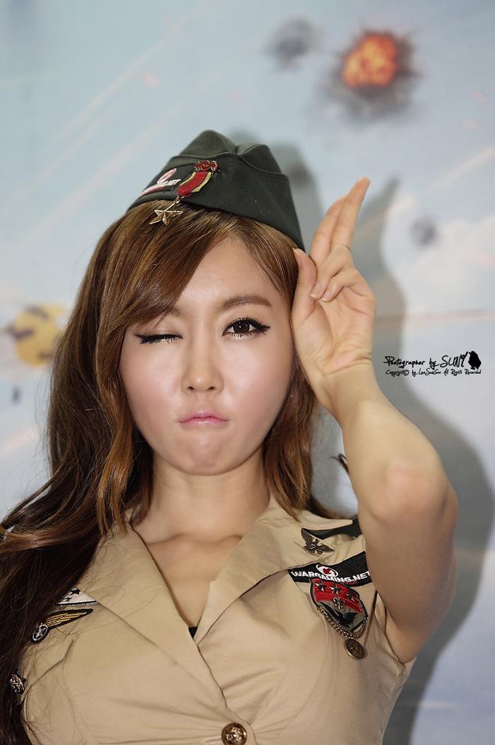 Showgirl G star 2012: Choi Byeol Yee