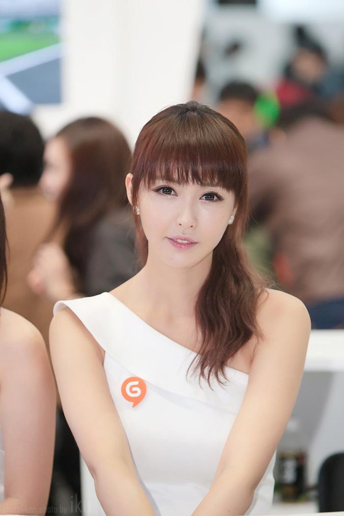 Showgirl G-star 2012: Kang Yui - Ảnh 20