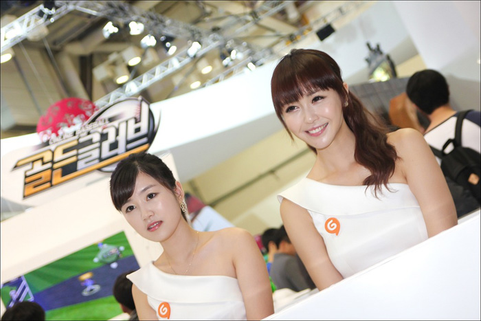 Showgirl G-star 2012: Kang Yui - Ảnh 23