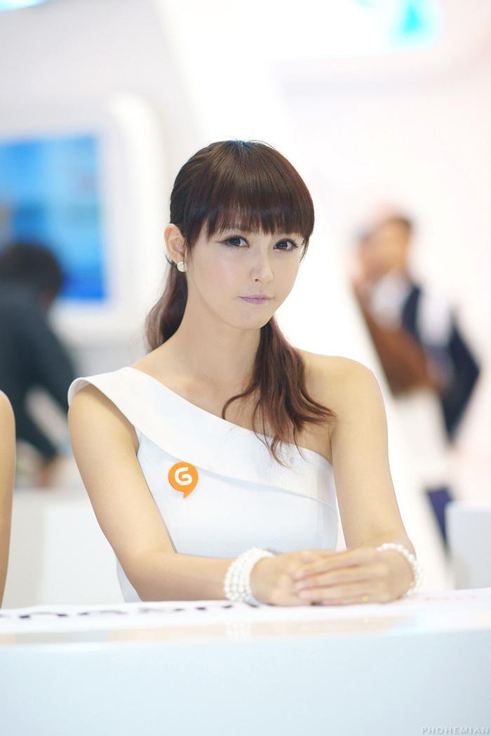 Showgirl G-star 2012: Kang Yui - Ảnh 32