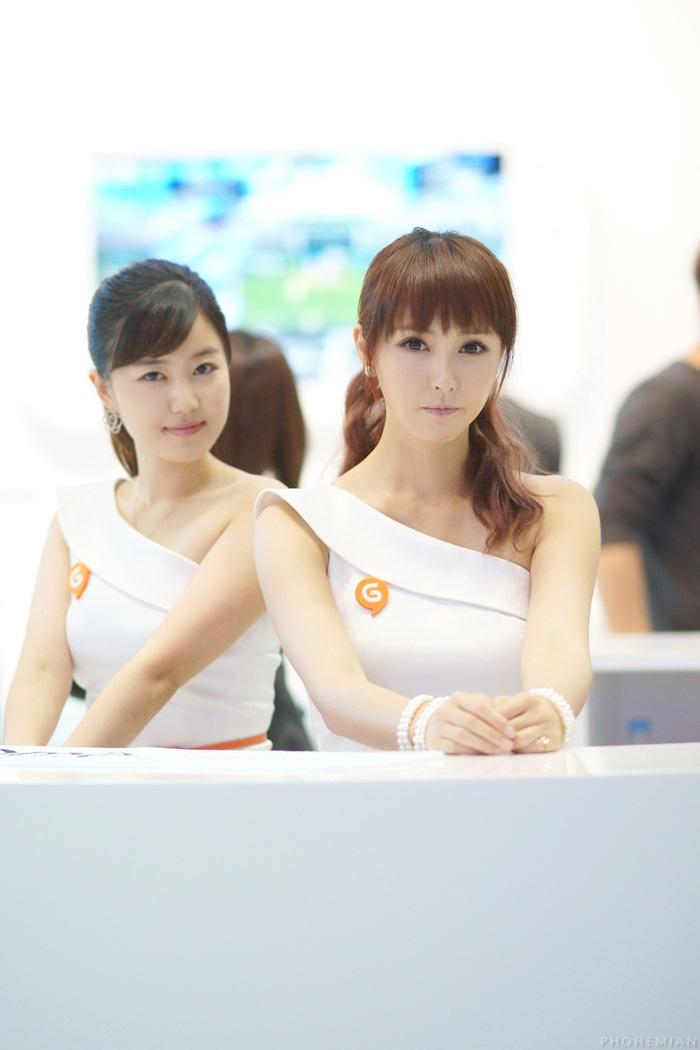 Showgirl G-star 2012: Kang Yui - Ảnh 34