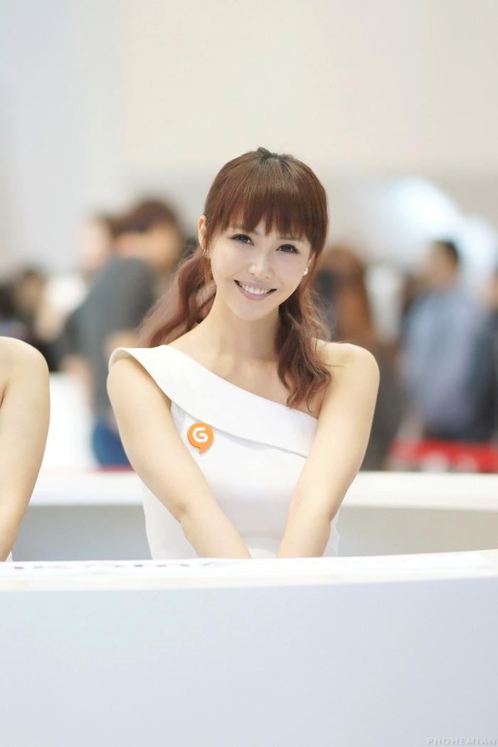 Showgirl G-star 2012: Kang Yui - Ảnh 35