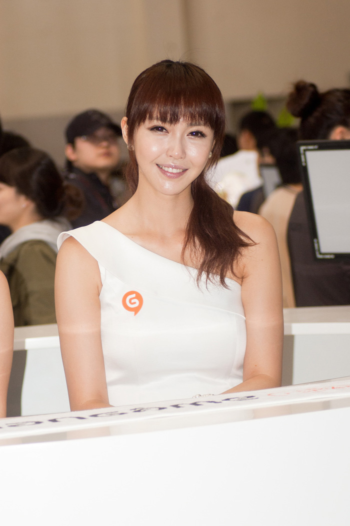 Showgirl G-star 2012: Kang Yui - Ảnh 36