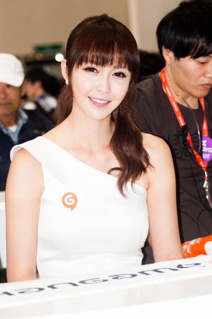 Showgirl G-star 2012: Kang Yui - Ảnh 38