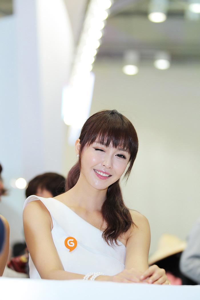 Showgirl G-star 2012: Kang Yui - Ảnh 42