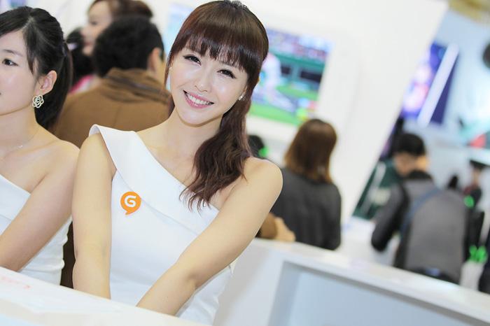 Showgirl G-star 2012: Kang Yui - Ảnh 43