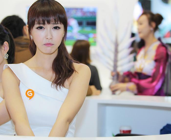 Showgirl G-star 2012: Kang Yui - Ảnh 44