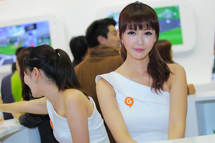 Showgirl G-star 2012: Kang Yui - Ảnh 48
