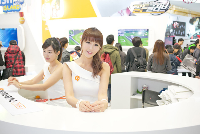 Showgirl G-star 2012: Kang Yui - Ảnh 49