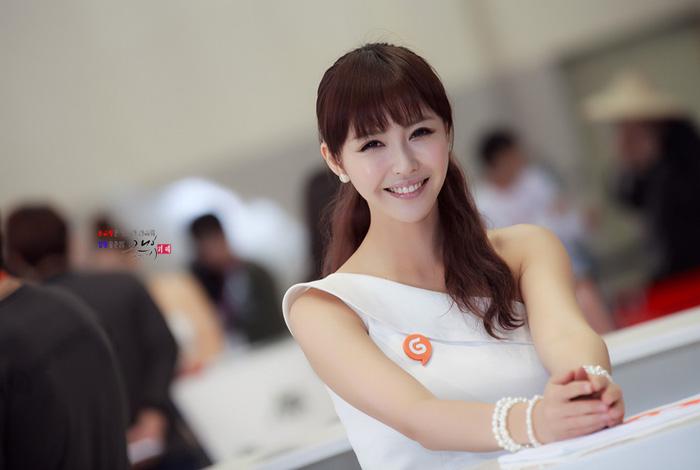Showgirl G-star 2012: Kang Yui - Ảnh 50