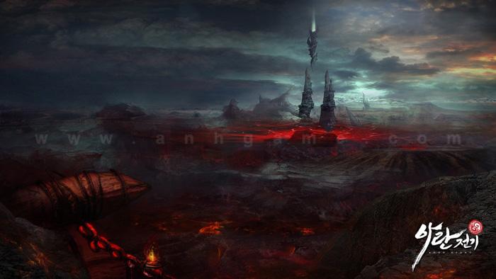 Chiêm ngưỡng hình nguyên họa của Aran Story - Ảnh 2
