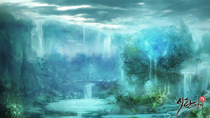 Chiêm ngưỡng hình nguyên họa của Aran Story - Ảnh 3