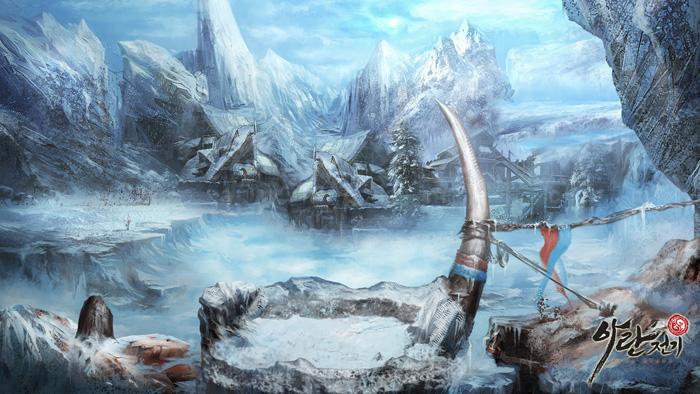 Chiêm ngưỡng hình nguyên họa của Aran Story - Ảnh 5