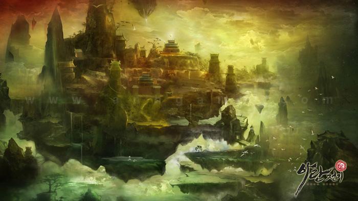 Chiêm ngưỡng hình nguyên họa của Aran Story - Ảnh 6