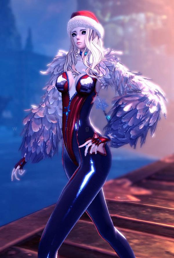 Ngắm trang phục Giáng sinh trong Blade & Soul - Ảnh 2