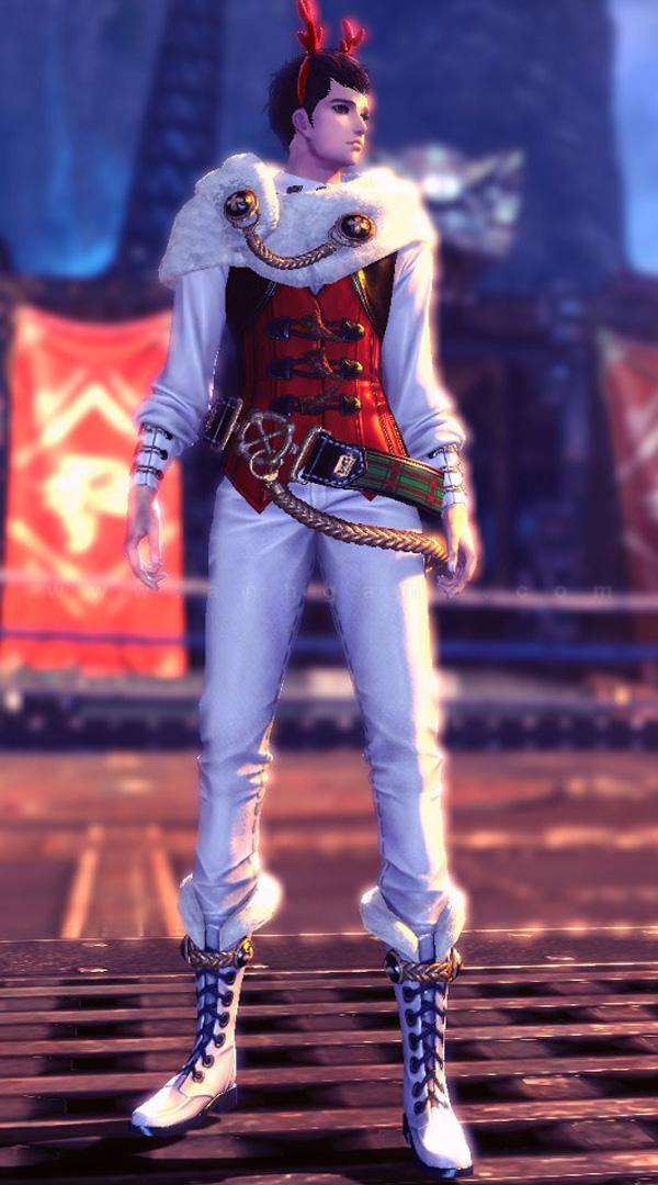 Ngắm trang phục Giáng sinh trong Blade & Soul - Ảnh 4