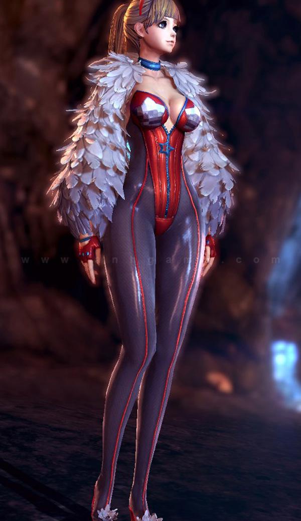 Ngắm trang phục Giáng sinh trong Blade & Soul - Ảnh 5