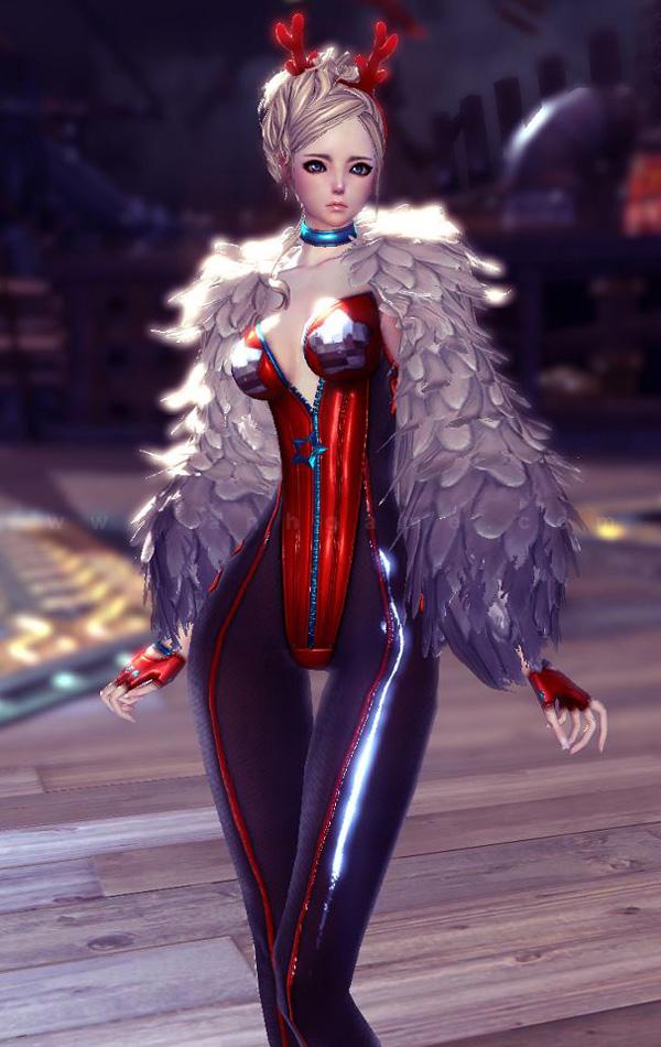 Ngắm trang phục Giáng sinh trong Blade & Soul - Ảnh 7