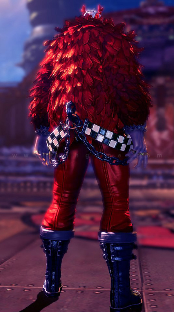 Ngắm trang phục Giáng sinh trong Blade & Soul - Ảnh 10