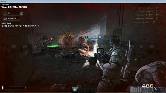 Nghía phiên bản Closed Beta của MMOFPS 18+ Hounds - Ảnh 3