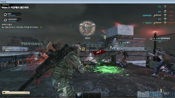 Nghía phiên bản Closed Beta của MMOFPS 18+ Hounds - Ảnh 5