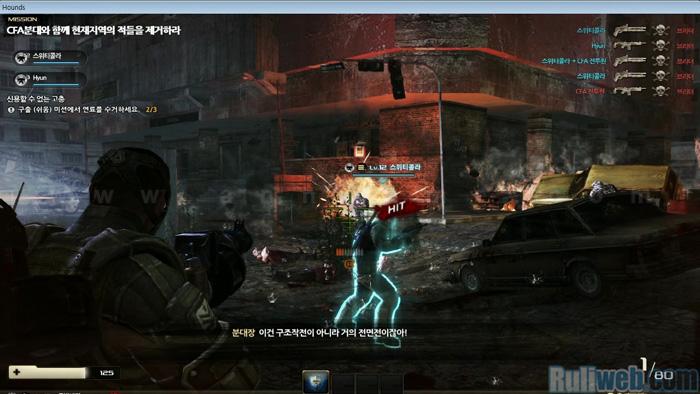 Nghía phiên bản Closed Beta của MMOFPS 18+ Hounds - Ảnh 10