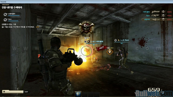 Nghía phiên bản Closed Beta của MMOFPS 18+ Hounds - Ảnh 11