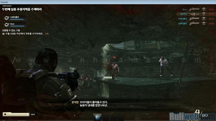 Nghía phiên bản Closed Beta của MMOFPS 18+ Hounds - Ảnh 12