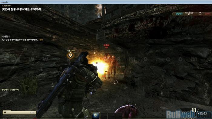 Nghía phiên bản Closed Beta của MMOFPS 18+ Hounds - Ảnh 22