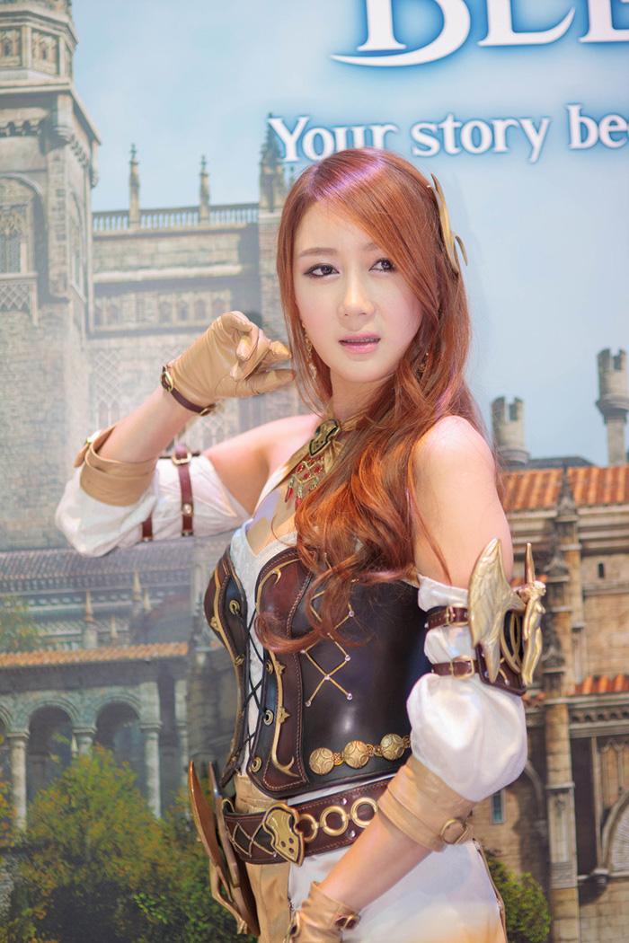 Showgirl G-star 2012: Han Chae Yee - Ảnh 101
