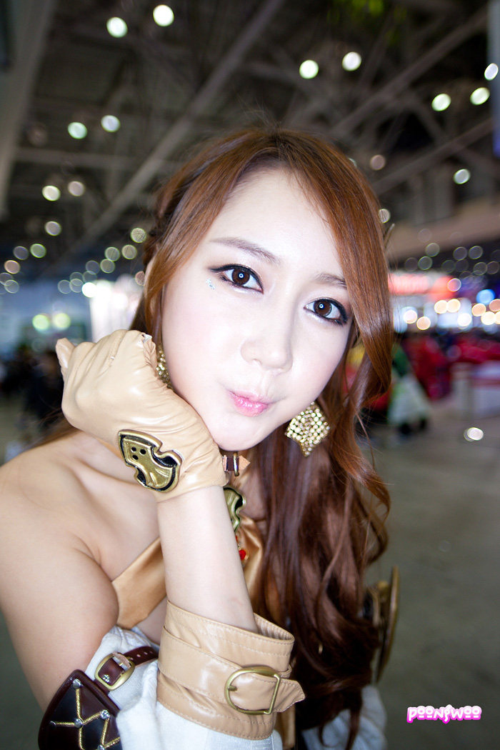 Showgirl G-star 2012: Han Chae Yee - Ảnh 115