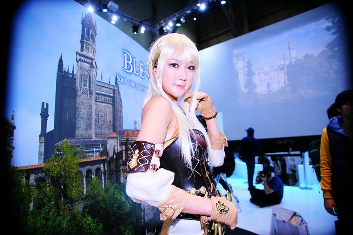 Showgirl G-star 2012: Han Chae Yee - Ảnh 20
