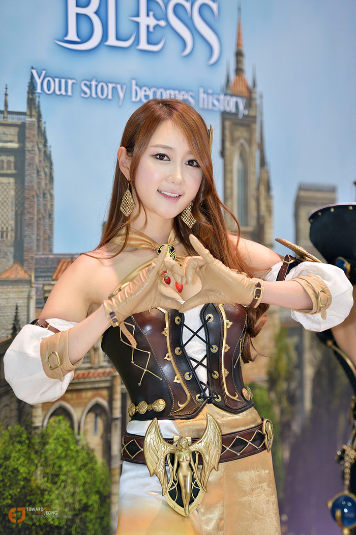 Showgirl G-star 2012: Han Chae Yee - Ảnh 33
