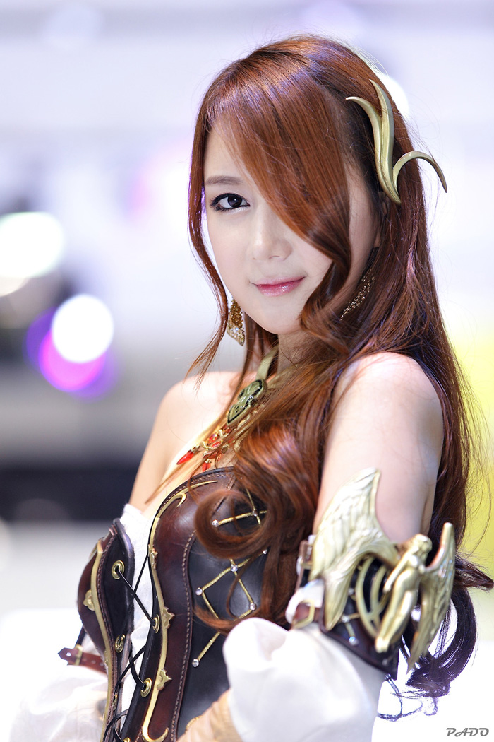 Showgirl G-star 2012: Han Chae Yee - Ảnh 59