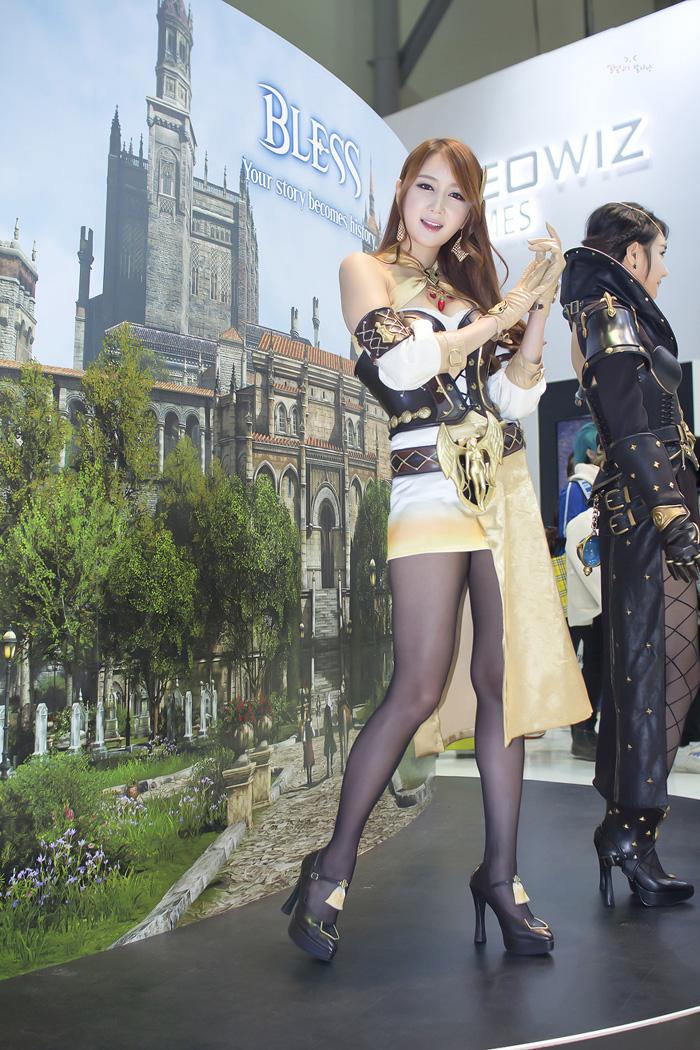 Showgirl G-star 2012: Han Chae Yee - Ảnh 62