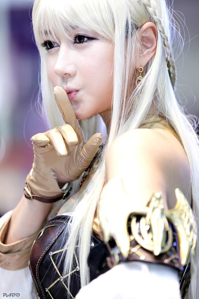 Showgirl G-star 2012: Han Chae Yee - Ảnh 64