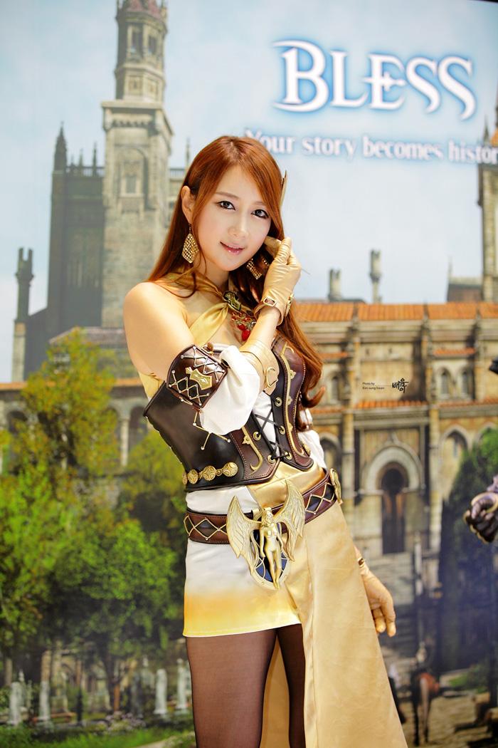 Showgirl G-star 2012: Han Chae Yee - Ảnh 67