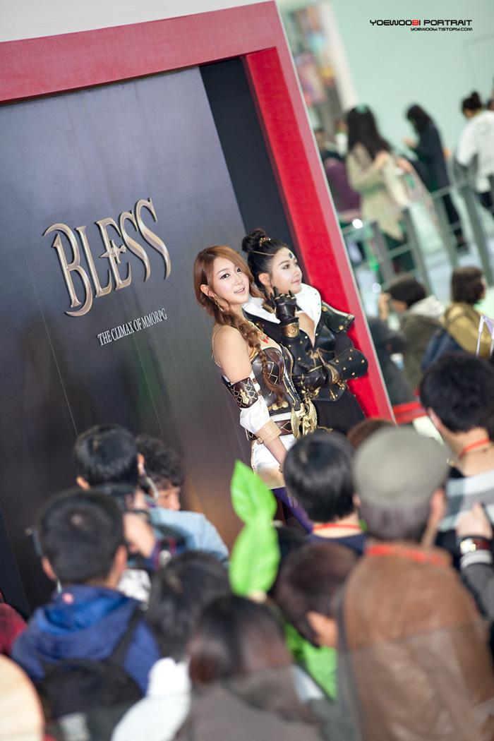 Showgirl G-star 2012: Han Chae Yee - Ảnh 78