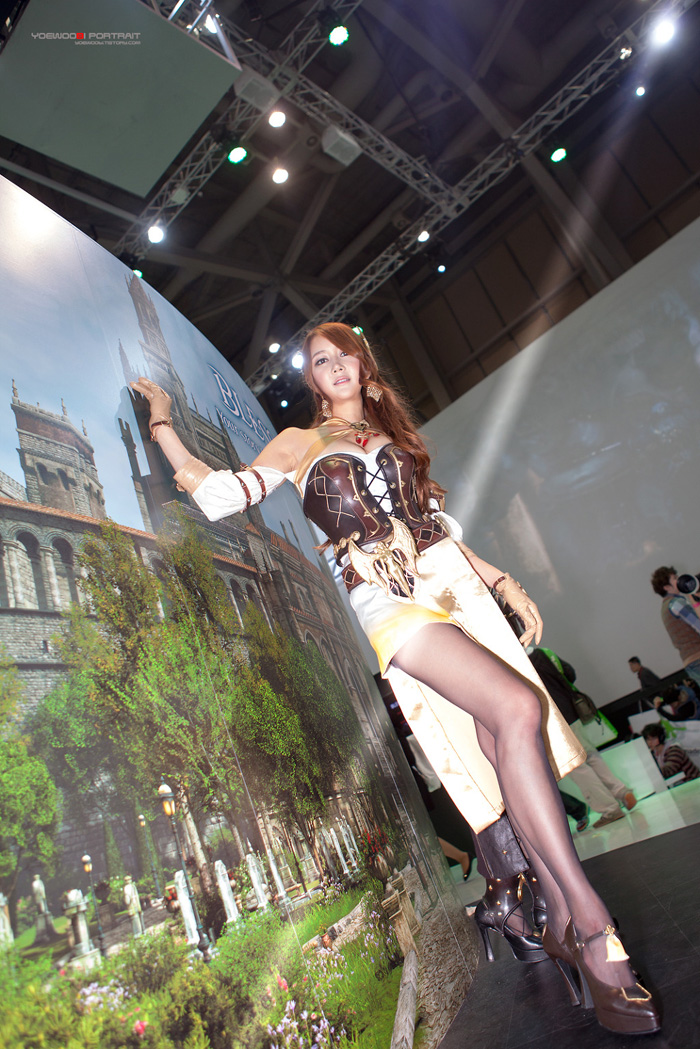 Showgirl G-star 2012: Han Chae Yee - Ảnh 86