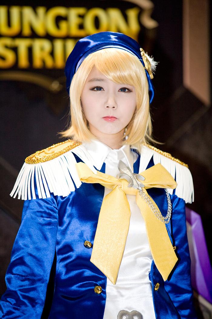 Showgirl G-star 2012: Kim Ha Eum - Ảnh 134