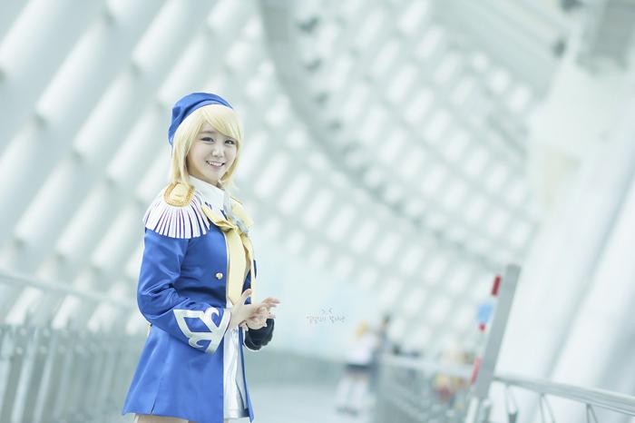 Showgirl G-star 2012: Kim Ha Eum - Ảnh 148